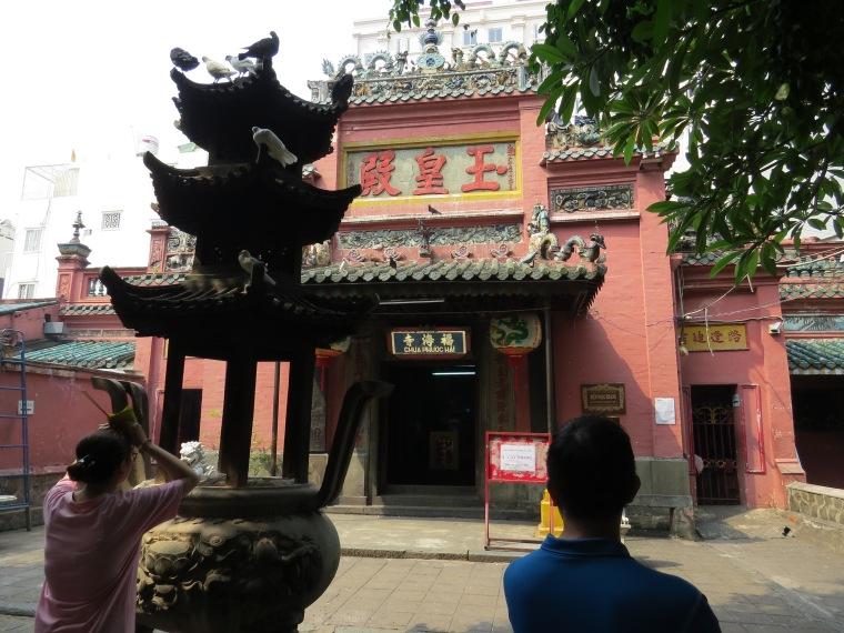Pagode de l'empereur de Jade Vietnam