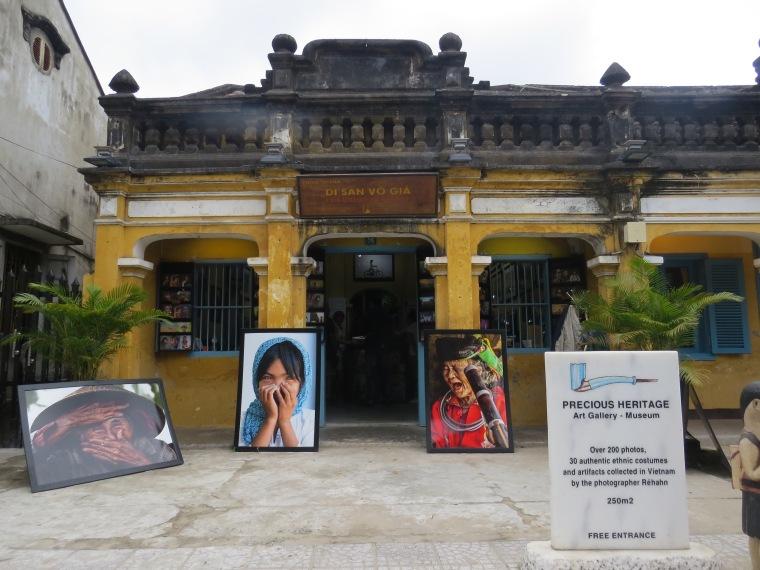 Precious heritage expo Hoi An