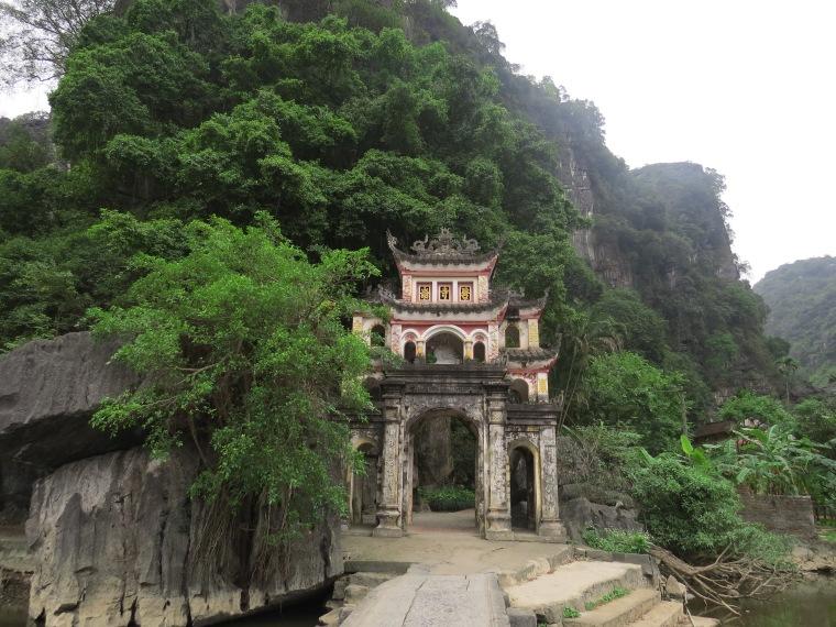 Pagode de Jade Tam Coc