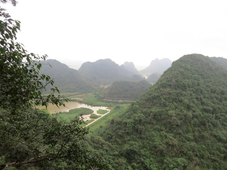 Thung Nham ecotourism bird garden