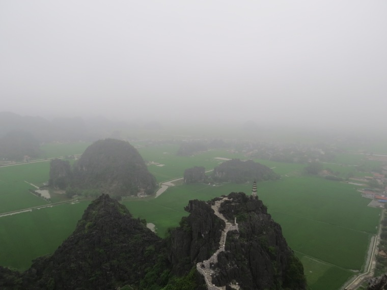 Baie Halong terrestre Tam Coc