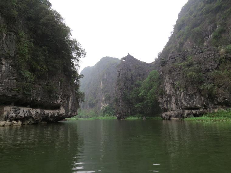Bateau Tam coc Vietnam