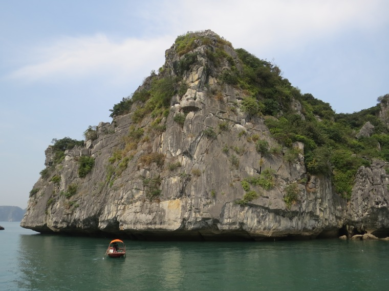 Excursion baie de Lan Ha Baie Halong