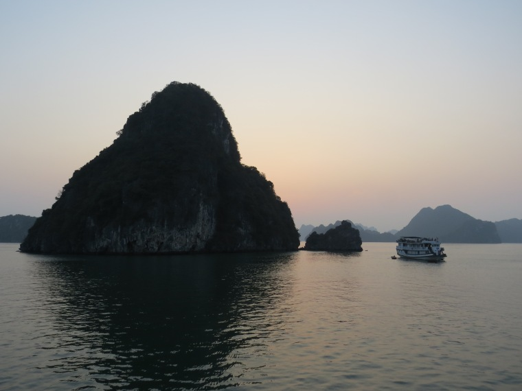Excursion baie de Lan Ha depuis Cat Ba Halong