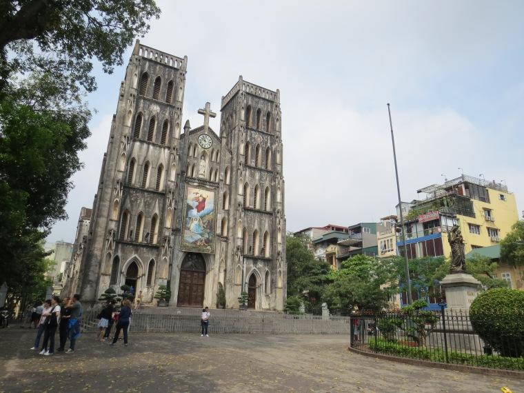 Cathédrale Saint Joseph Hanoi