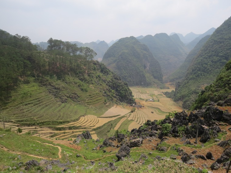 Boucle Ha Giang paysages Nord Vietnam