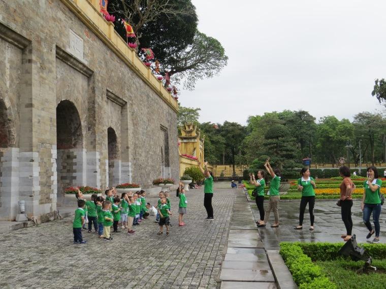 Cité impériale Hanoi