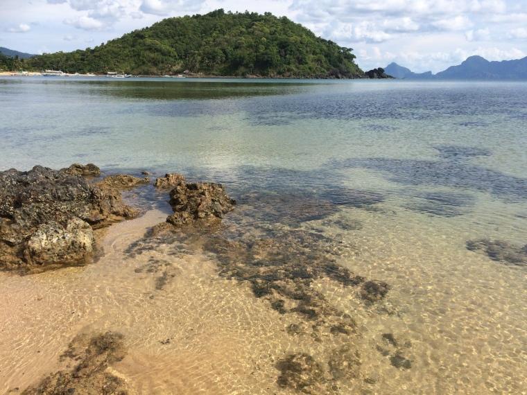Plage de Calitang Phillipines Palawan