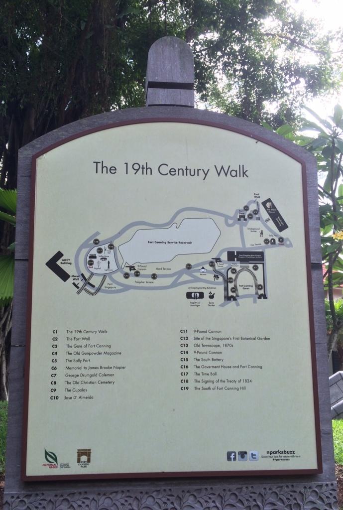 Canning Park Singapour