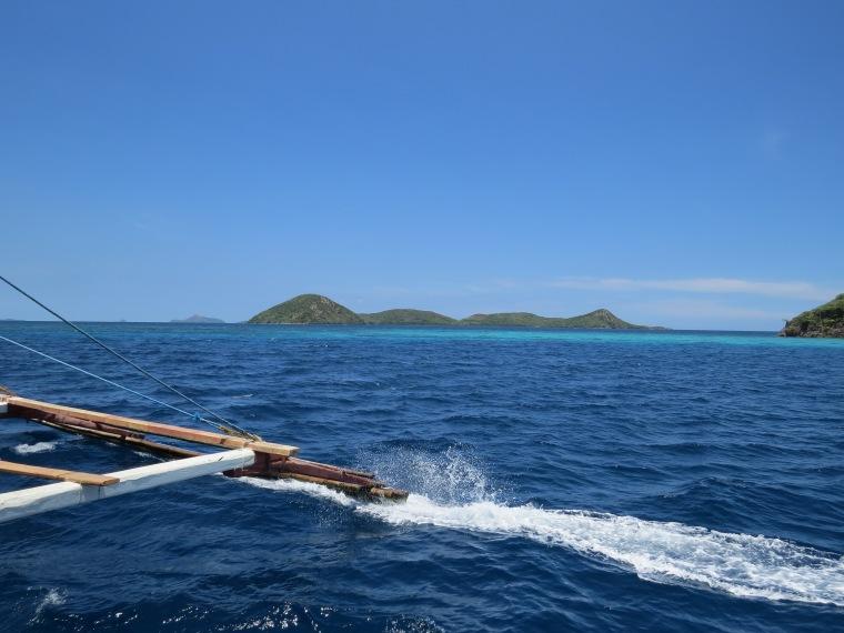 Ferry Bangka El nido Coron