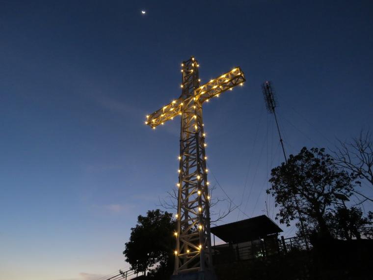 Croix Mont Tapyas