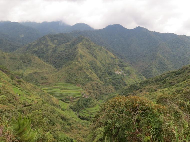 Trek Banaue Batad Philippines