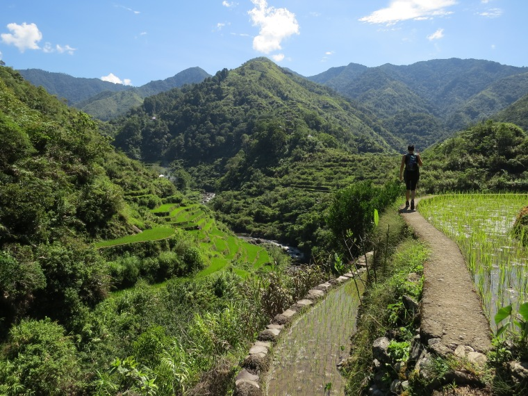 Trek 2 jours Banaue Batad Philippines
