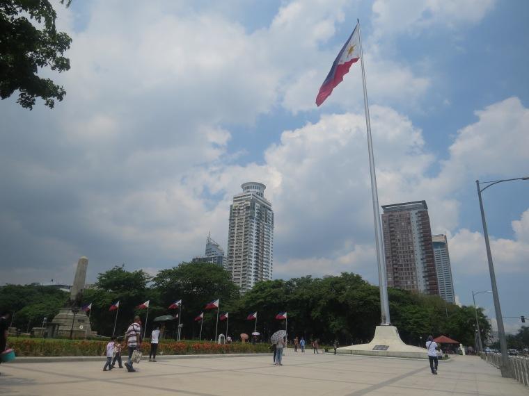 Rizal Park Manille