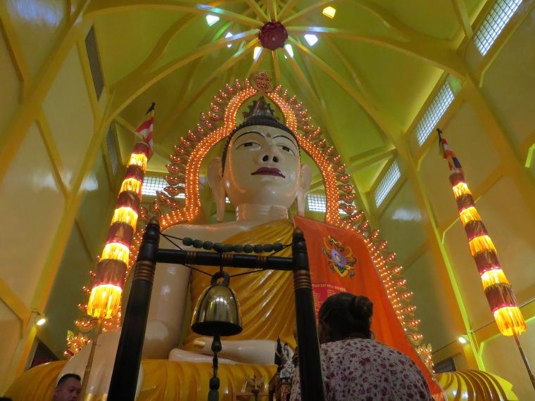 Temple Bouddhiste Singapour
