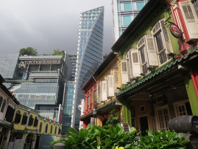 Emerald Hill Road Singapour