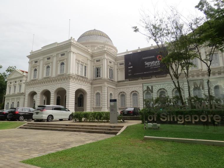 Musée de Singapour