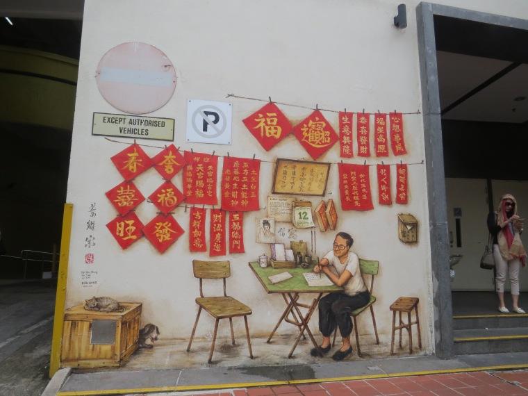 Chinatow Singapour