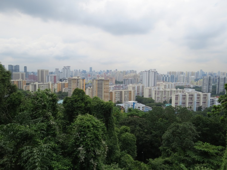 Mont Faber point Singapour viewpoint