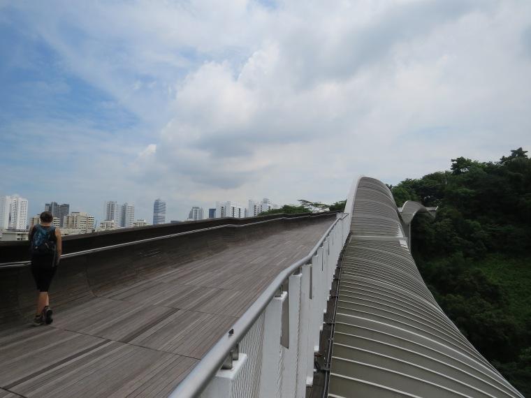 Rando Singapour idée Southern Ridges