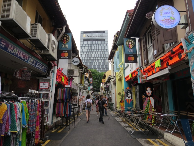 Kampong Glam Singapour