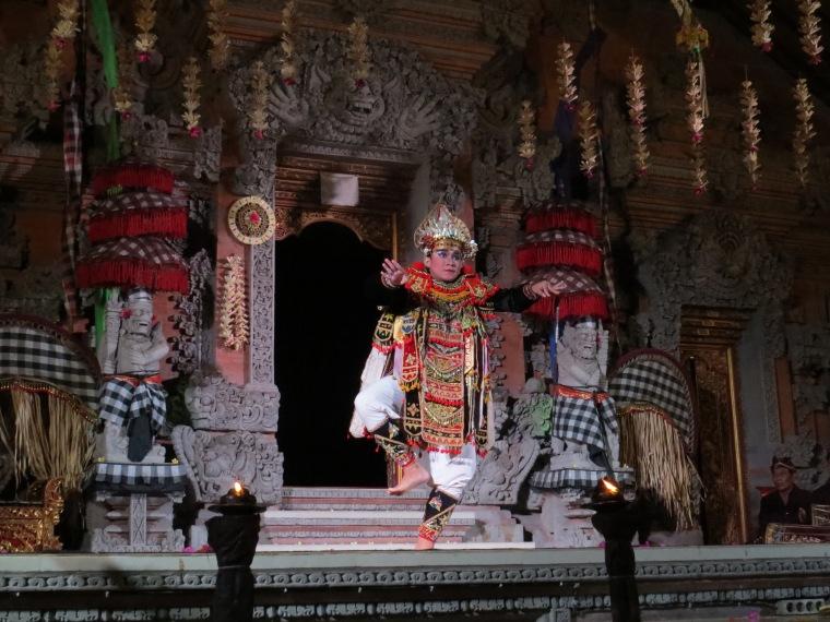Danse Balinaise Ubud Bali