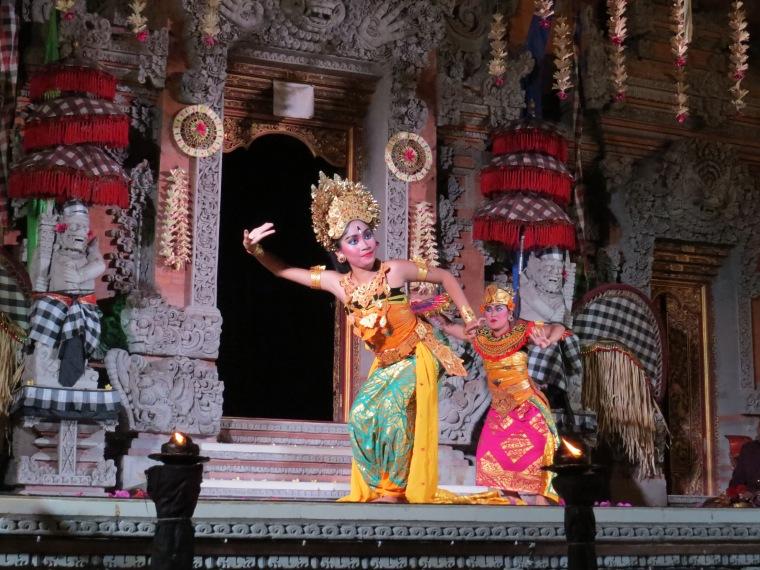 Danse Balinaise Ubud
