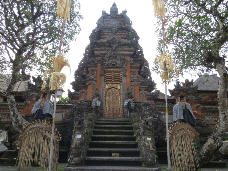 Temple Pura Taman Saraswati Ubud