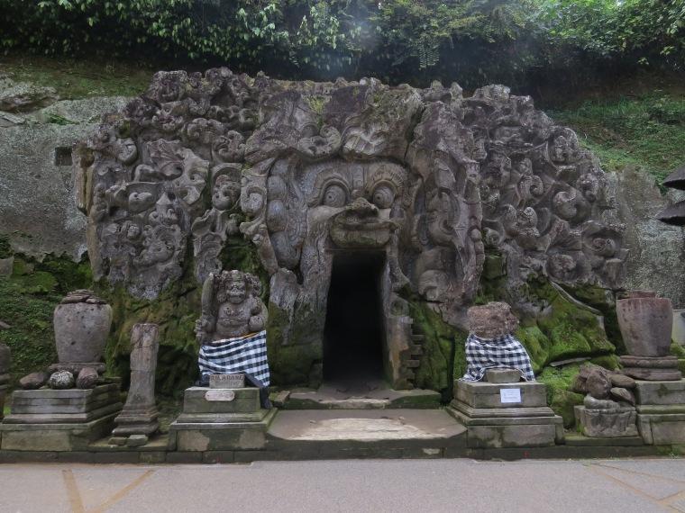 Goa Gajah grotte de l'éléphant