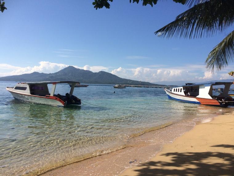 Plage Bunaken