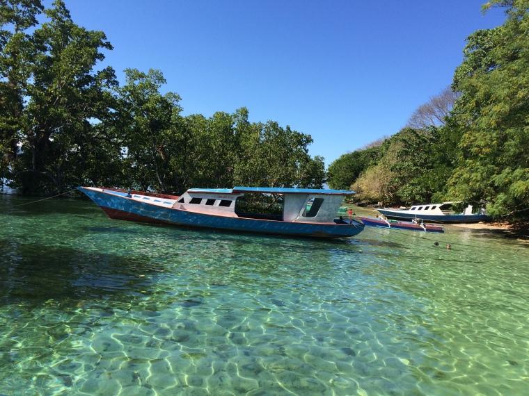 Pulau Bunaken Sulawési nord