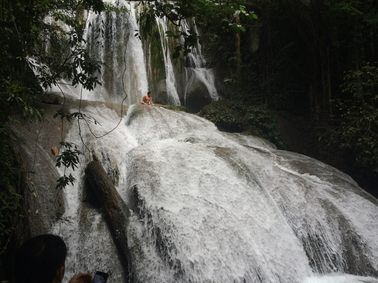 Saluopa Waterfall Tentena