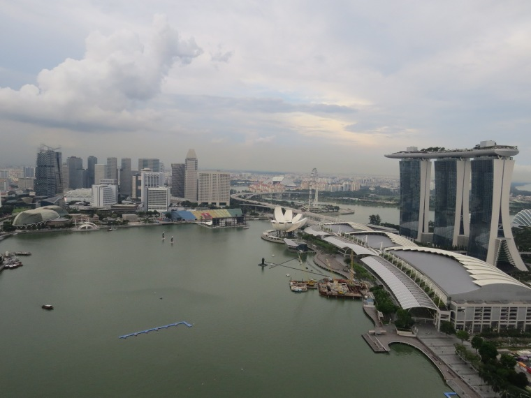 Marina Bay Sand Singapour
