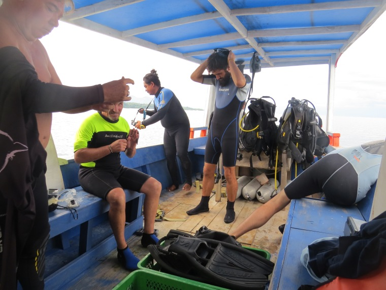 plongée Pulau Bunaken dugong