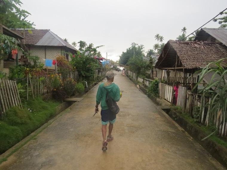 village Bomba îles togian