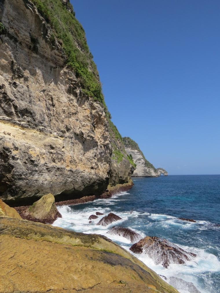 Seganing Waterfalls. Nusa penida