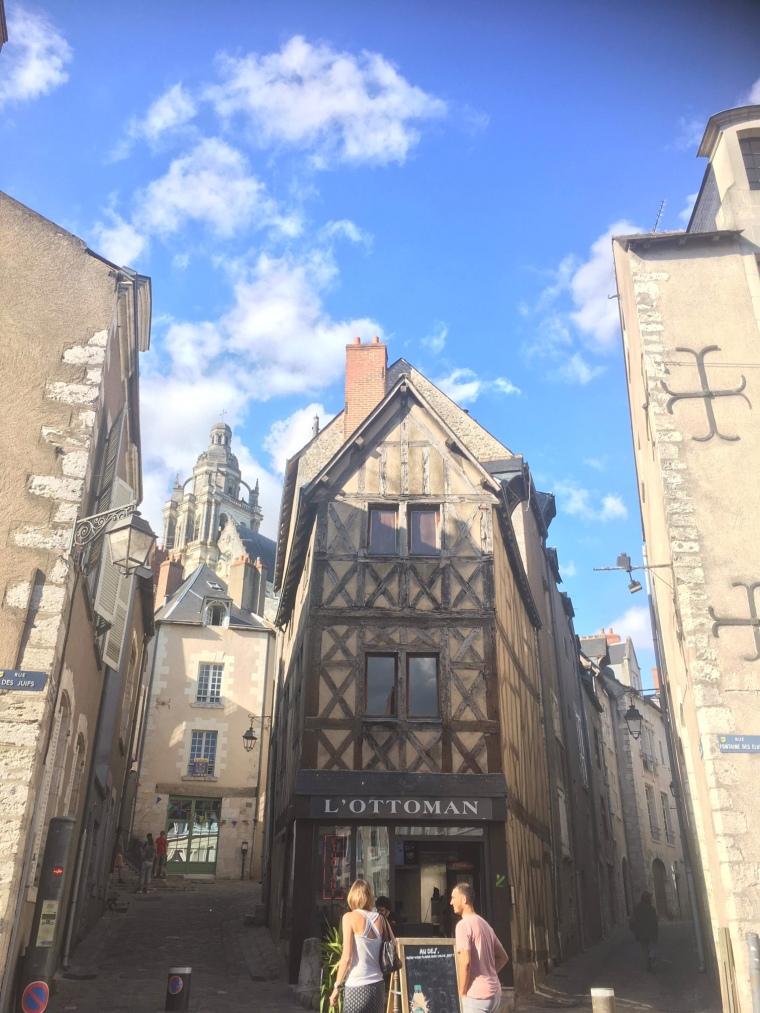Blois centre ville