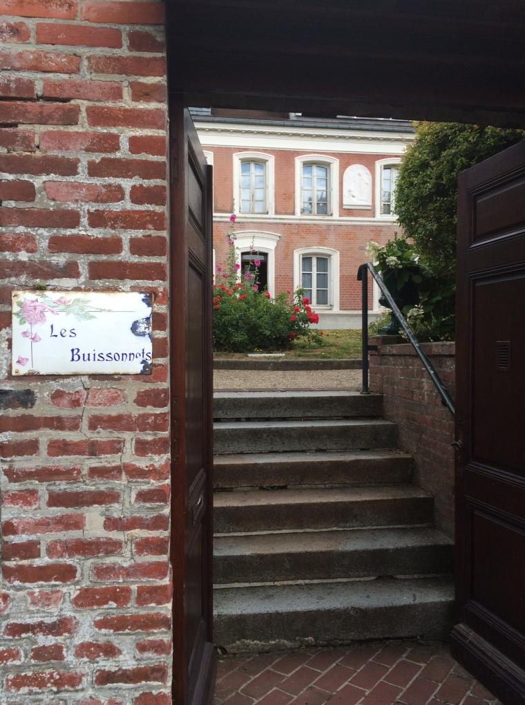 Les buissonnets Sainte Thérèse de Lisieux