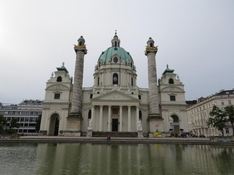 Vienne - saint charles Boromée