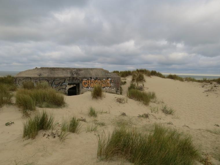 Dunes baie de somme