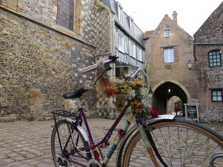 Saint Valéry Sur Somme ville médiévale